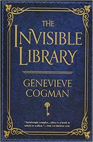 The Invisible Library book cover