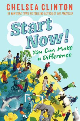 Start Now You Can Make a Difference book cover