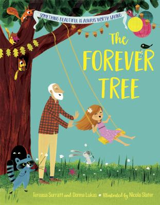 The Forever Tree book cover
