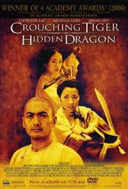 Crouching Tiger Hidden Dragon DVD cover