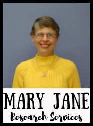 picture of Mary Jane