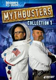 Mythbusters Season 1 DVD cover