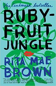 Rubyfruit Jungle image cover