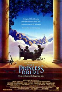 The Princess Bride DVD cover