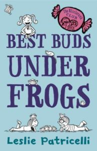 Best Buds Under Frogs book cover