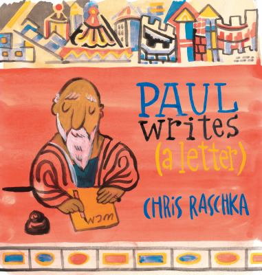 Paul Writes a Letter book cover
