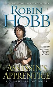 The Assassin's Apprentice book cover