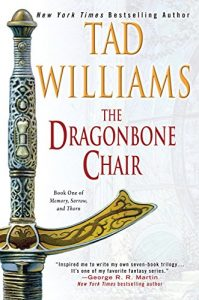 The Dragonbone Chair book cover
