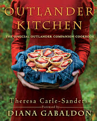 Outlander Cookbook book cover