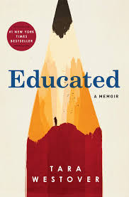 Educated book cover