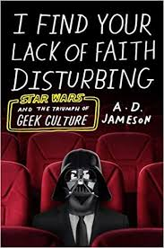 I Find Your Lack of Faith Disturbing book cover