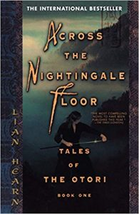 Across the Nightingale Floor book cover