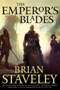 The Emperor's Blades book cover