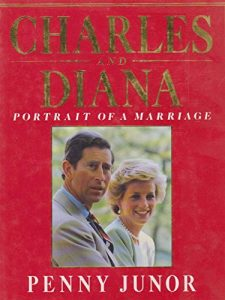 Charles and Diana book cover