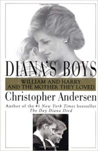 Diana's Boys book cover