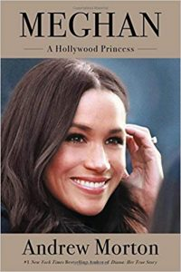 Meghan: A Hollywood Princess book cover