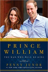 Prince William book cover