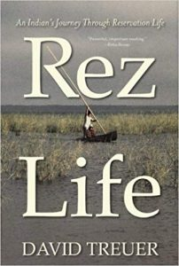 Rez Life book cover