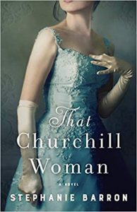 The Churchill Woman book cover