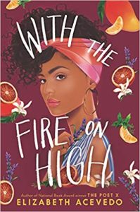 With the Fire on High book cover