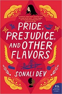 Pride Prejudice and Other Flavors book cover