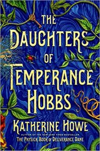 The Daughters of Temperance Hobbs book cover