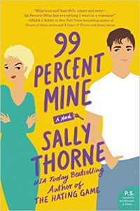99 Percent Mine book cover