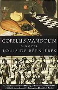 Corelli's Mandolin book cover