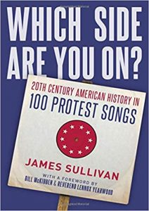 Which Side Are You On: 20th Century American History in 100 Protest Songs book cover