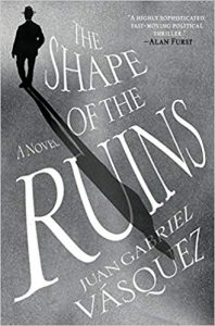 The Shape of the Ruins book cover