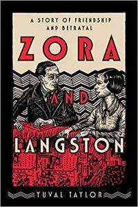 Zora and Langston book cover