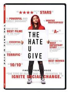 The Hate You Give DVD cover