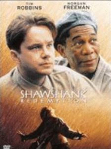 The Shawshank Redemption DVD cover