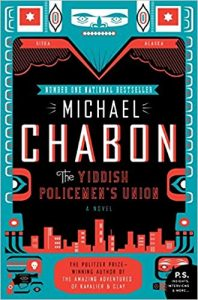 The Yiddish Policeman's Unionbook cover