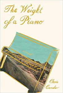 The Weight of a Piano book cover
