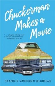 Chuckerman Makes a Movie book cover