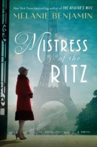 Mistress of the Ritz book cover