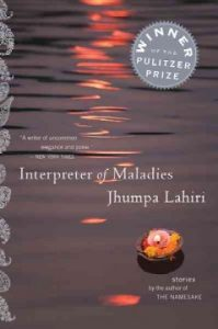 Interpreter of Maladies book cover
