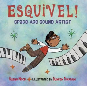 Esquivel! Space-Age Sound Artist Book Cover