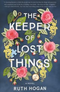 Keeper of Lost Things book cover