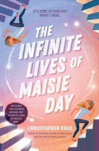 The Infinite Lives of Maisie Day Book Cover