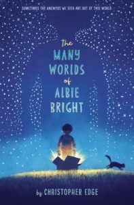 The Many Worlds of Albie Bright Book Cover