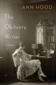 The Obituary Writer book cover