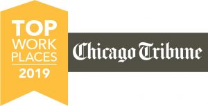 Mount Prospect Public Library Named one of Chicago Tribune's Top Workplaces 2019