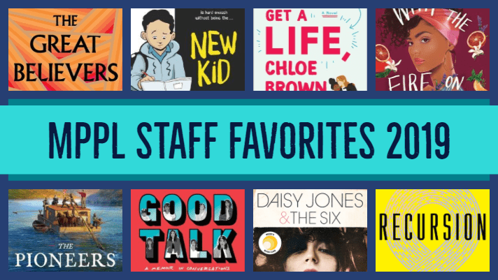 Staff Favorites 2019 cover photo