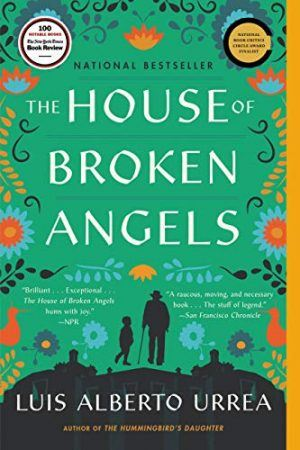 House of Broken Angels book cover