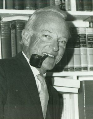 Lawrence Sargent Hall author photo