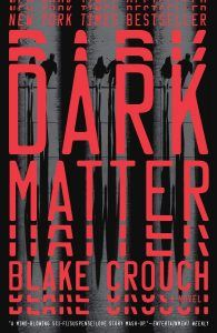Dark Matter book cover