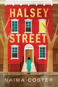 Halsey Street book cover
