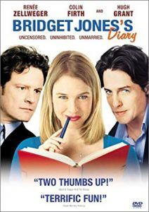 Bridget Joness Diary DVD cover